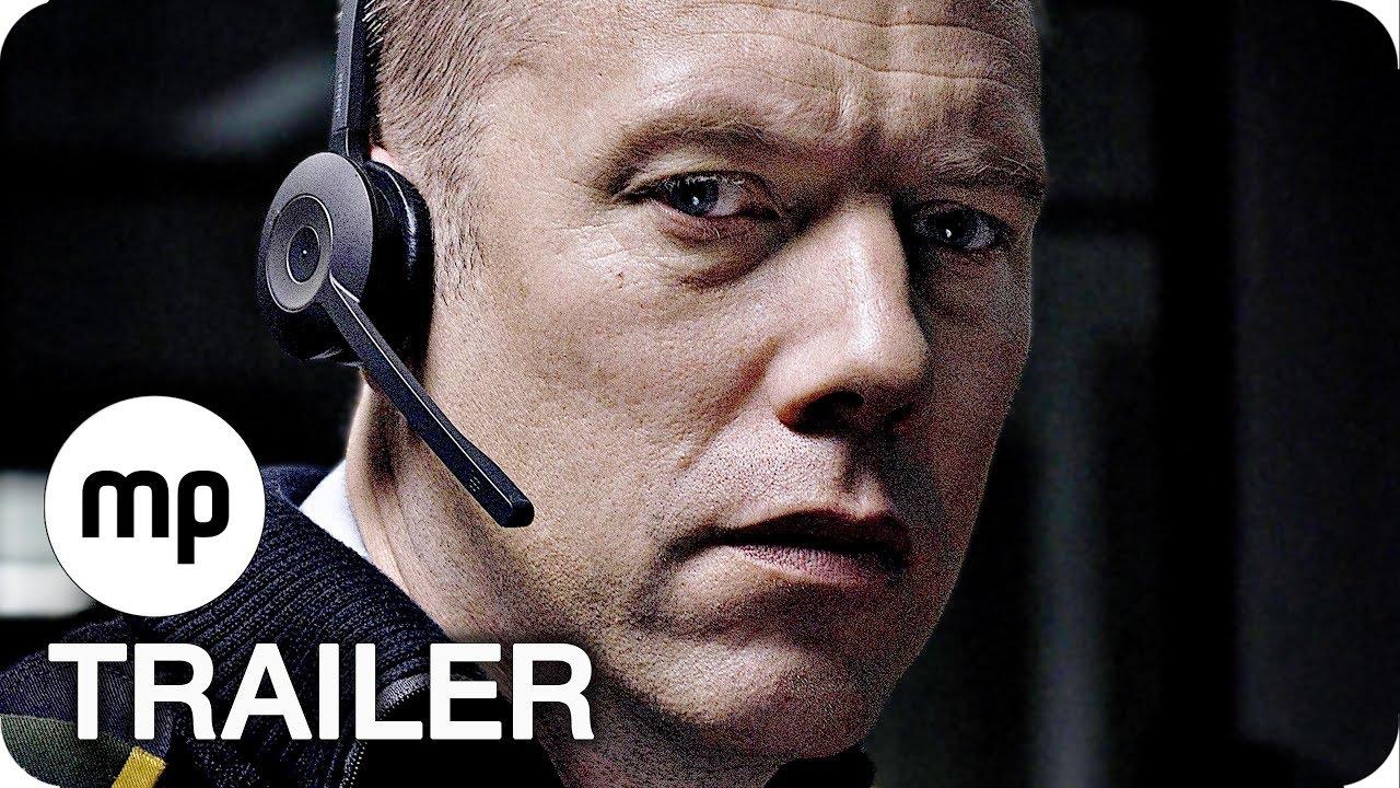 The Guilty Trailer Deutsch German 2018 Youtube