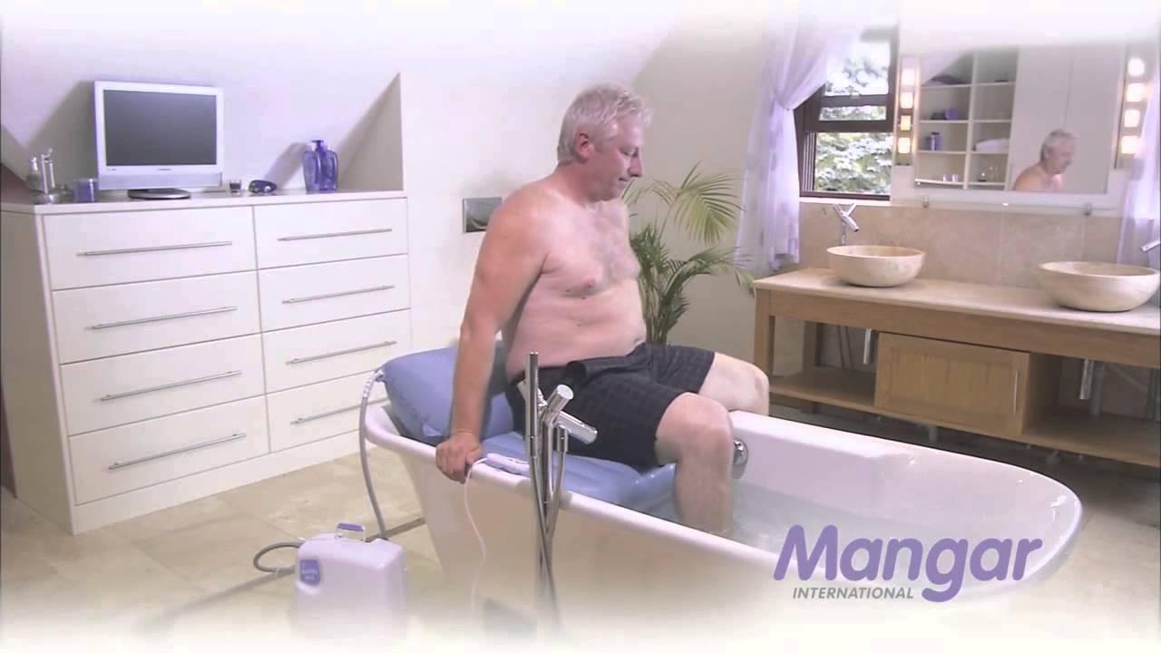 Inflatable Bath Cushion Bath Lifter Liverpool Glenn S