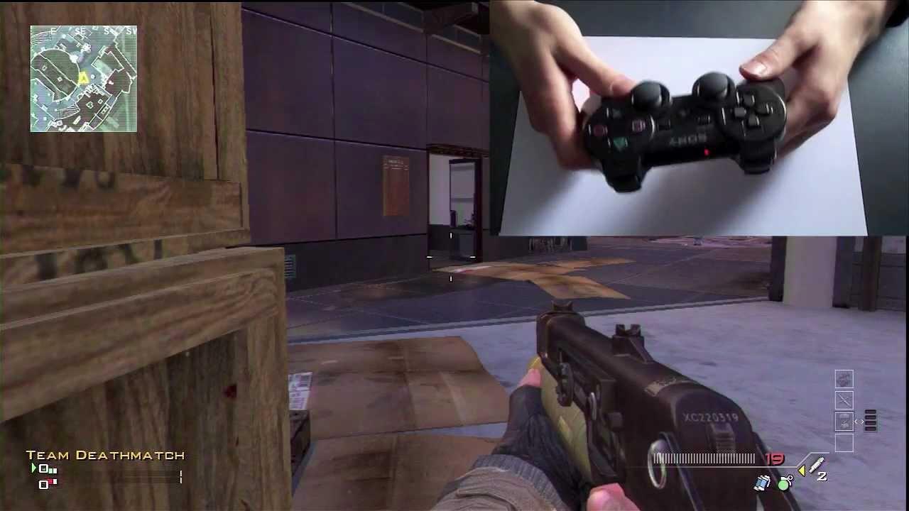 12 PS3 Scuf Controller Review - Bringt der gemoddete Controller was? -  Commentary (German)