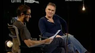 Zane Lowe Meets Morrissey (Part 4/4)