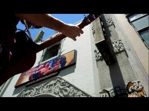 Conrado Vier - Hiddin Treasure Calcada da fama, Walk Of Fame, hollywood - Los Angeles