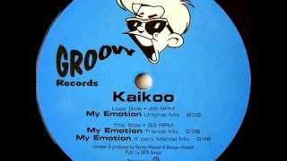 KAIKOO - My emotion [trance remix (Kadoc the night sessions)]