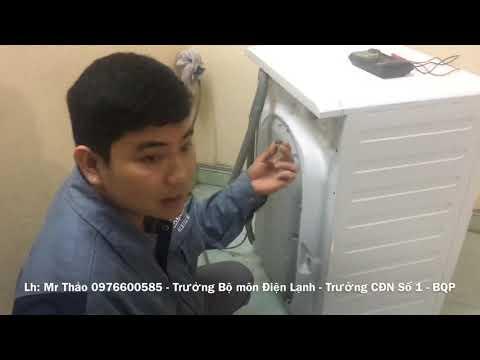 Hướng dẫn tự khắc phục lỗi thường gặp của máy giặt lỗi E10 mất nước đầu vào