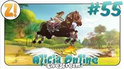 Alicia Online: Sommer, Sonne, Magierennen reiten #55 | 🔴 LIVESTREAM [DEUTSCH]