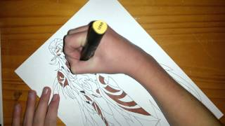 Speed-Drawing Kalandre By Braus