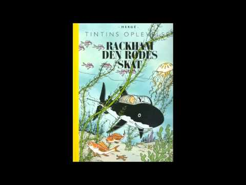 Tintin  Rackham den Rødes skat  Hørespil