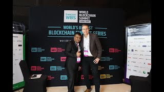 interview with Electroneum coin owner Richard Ells at Trescon World Blockchain Summit @dubai part 2