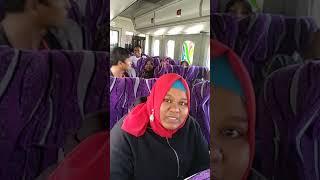 Kecewa penumpang naik bus kurnia