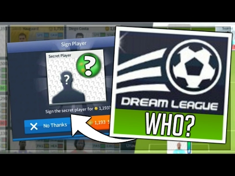 FIRSTTOUCHGAMES GAVE US A SECRET PLAYER!! WHO?! Dream League Soccer 2017
