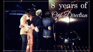 Video 8 years of One Direction. download MP3, 3GP, MP4, WEBM, AVI, FLV Juli 2018