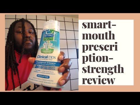 Smart Mouth Wash Prescription Strength Review