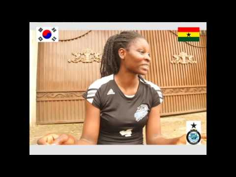 Ghana, '' I LOVE TAEKWONDO'' Video Contest, Silver