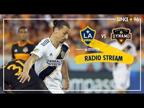 7dee0a1f4 LA Galaxy vs Houston Dynamo | Radio Stream - YouTube