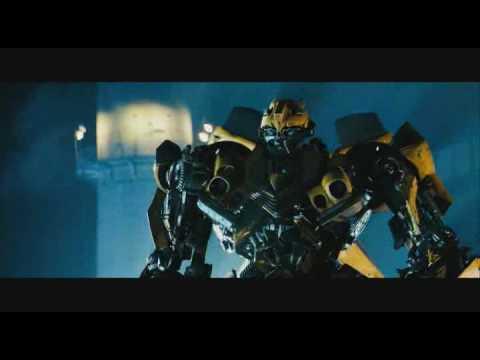 Transformers - Camaro che si trasforma in Chevrolet