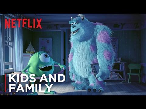 Family Entertainment  Christmas 2014 UK & Ireland  Netflix