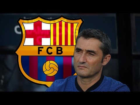 Ernesto Valverde's Barcelona | Early Impressions | Tactical Analysis