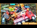 Mencari Mainan Mobil Mobilan Anak Laki Laki 💞 Mobil Balap 💞 Truk 💞 Bus Tayo