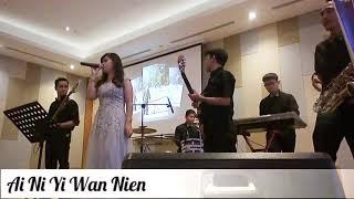 Lagu Mandarin Romantis - Ai Ni Yi Wan Nien (cover )