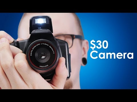 DON'T Buy This $30 Camera | LOOTd Unboxing