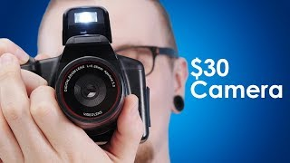 DON'T buy this $30 Camera   LOOTd Unboxing