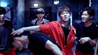 Shownu VS Kihyun Dance Battle