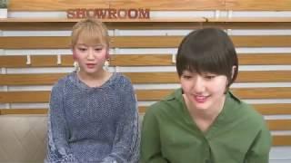 Showroom 「アップアップガールズ(仮)の戦場(仮)」Vol.246 UP UP GIRLS kakko KARI