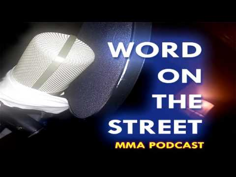 Word On The Street MMA Podcast - Marina Shafir Interview