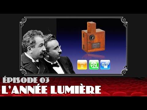 L'année Lumière 1895 - Histoire du cinéma 3