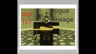 roblox rogue lineage| training against mithril dagger
