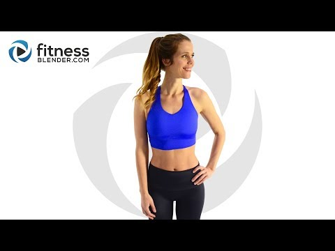 Low Impact Cardio Workout for Beginners – Feel Good Cardio Warm Up