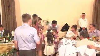 Конкурс на свадьбе в г. Зеленоград ресторан очаг.