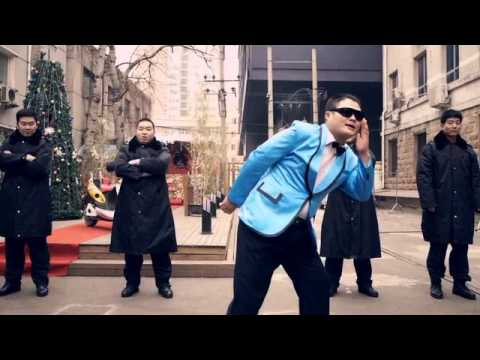 Beijing Destination Gangnam Style Starring Destination Staff