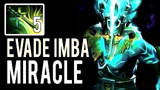 FOUNTAIN OWNED WITH 175% OF EVADE - Imba Killer Juggernaut WITH 5 BUTTERFLIES Dota 2