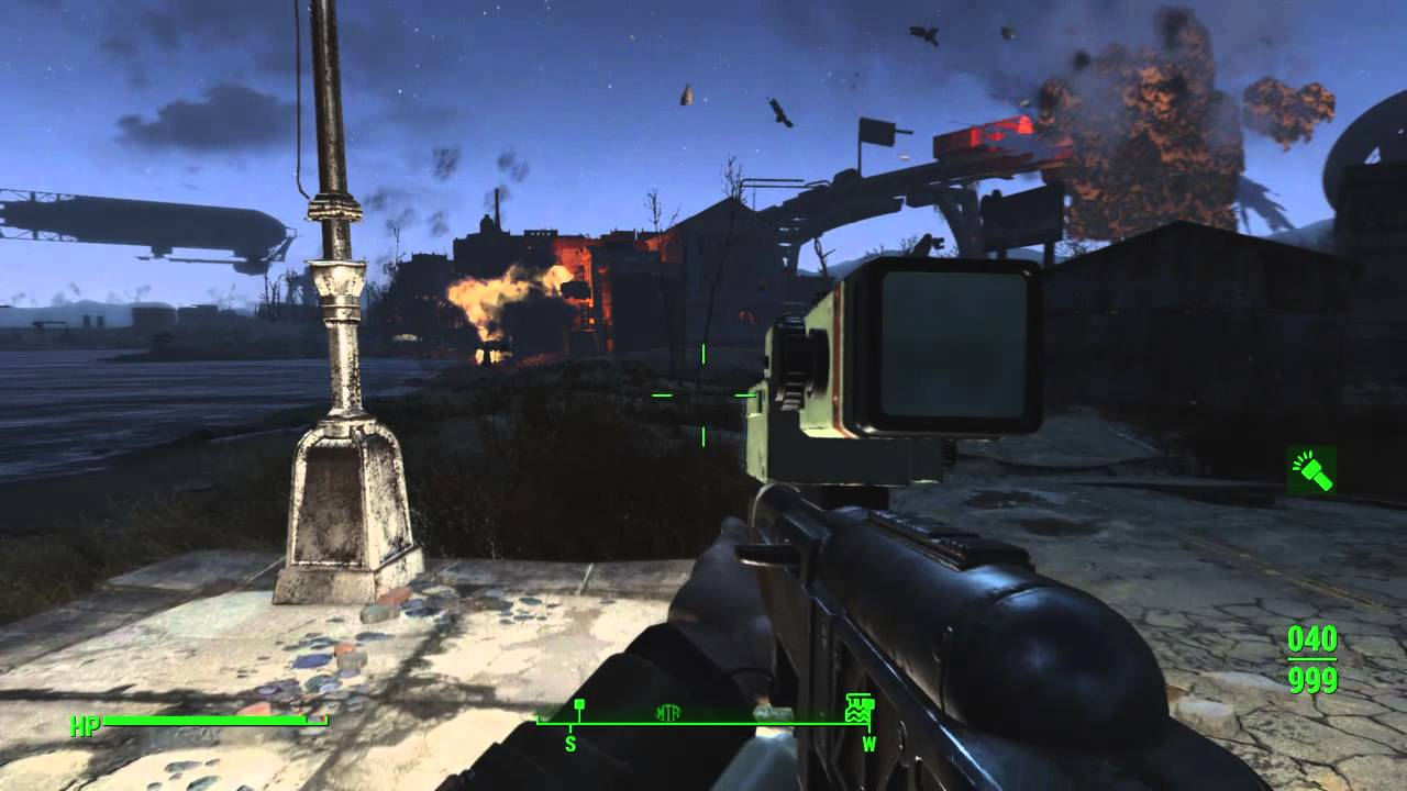 how to get out of a vertibird in fallout 4