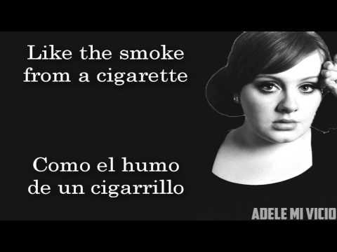 Adele - Fool That I Am (Lyrics+Sub.)