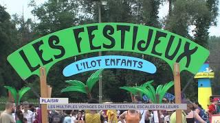 17ème édition du festival Escales d'Ailleurs