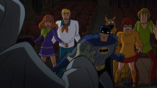 ミステリー・インコーポレイテッドはダークナイトと会う。「スクービー・ドゥー&バットマン:勇敢と大胆」のクリップnull