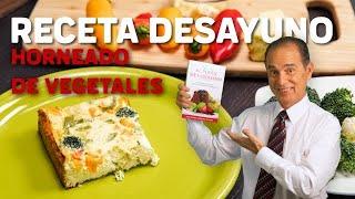 Receta De Desayuno, Horneado De Vegetales - Come Y Adelgaza 10