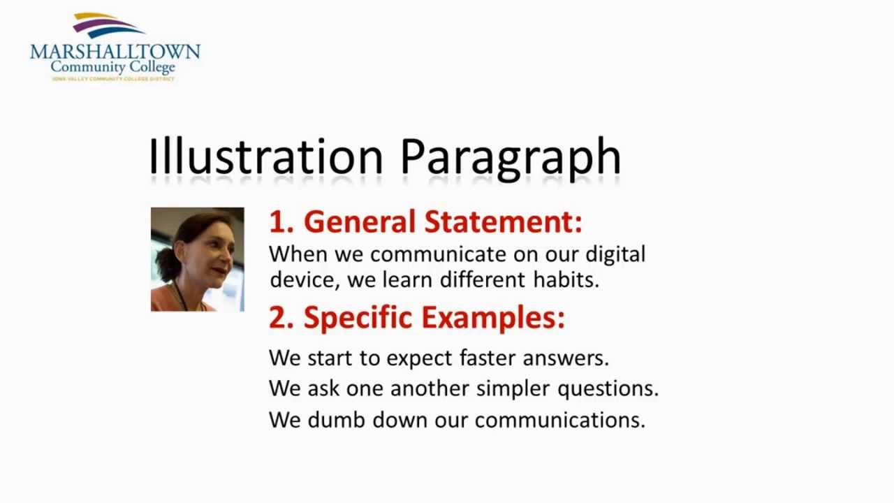 illustration exemplification essay Get professional help with your exemplification and illustration essay at  solidessaycom.