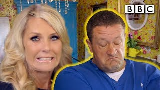 When home decoration shows go horribly, horribly wrong | Your Home In Their Hands - BBC