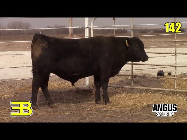 Benoit Angus Lot 142