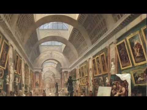Louvre museum - History