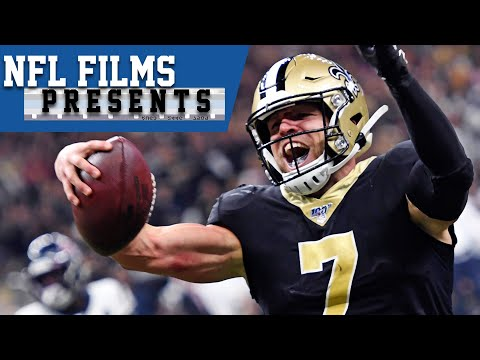 How Taysom Hill Became The Swiss Army Knife Quarterback | NFL Films Presents