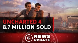 Uncharted 4 Sells 8.7 Million Copies - GS News Update