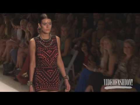 WATCH: Mara Hoffman Swimwear Resort 2014 Miami - backstage, runway & interviews