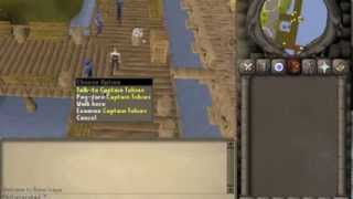 Oldschool Runescape Christmas Event (from 2006)! ~Black/Rainbow Partyhat!~