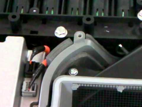 Ford Escape Hybrid Battery High Voltage
