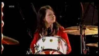 The White Stripes perform Little Cream Soda at Germany's Rock am Ri...