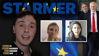 Darren Grimes Show: Lee Rowley MP and Madeline Grant on Keir Starmer, Labour and police overreach