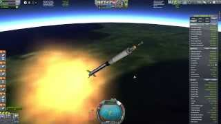 Kerbal Spaceships Are Serious Business - Part 4 - Orbiting Out Of Control